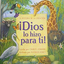 LA CREACION DE DIOS....