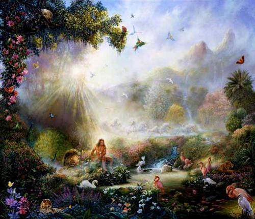 El cielo Nuevo y la Tierra Nueva